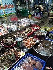 hải sản thành lợi lý sơn