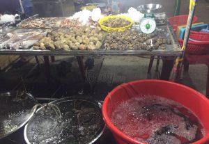 hải sản phát hải lý sơn