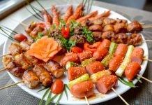 Địa điểm ăn uống tại Lý Sơn