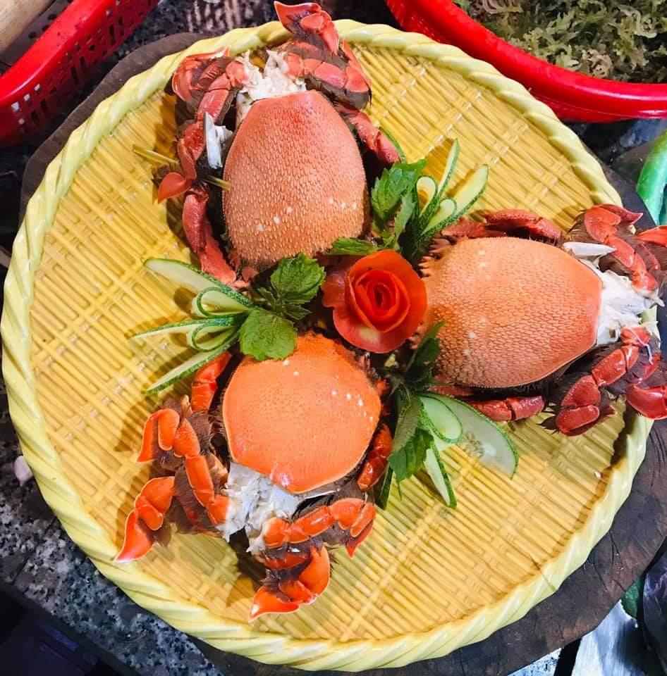 nhà hàng hải sản Khói Chiều