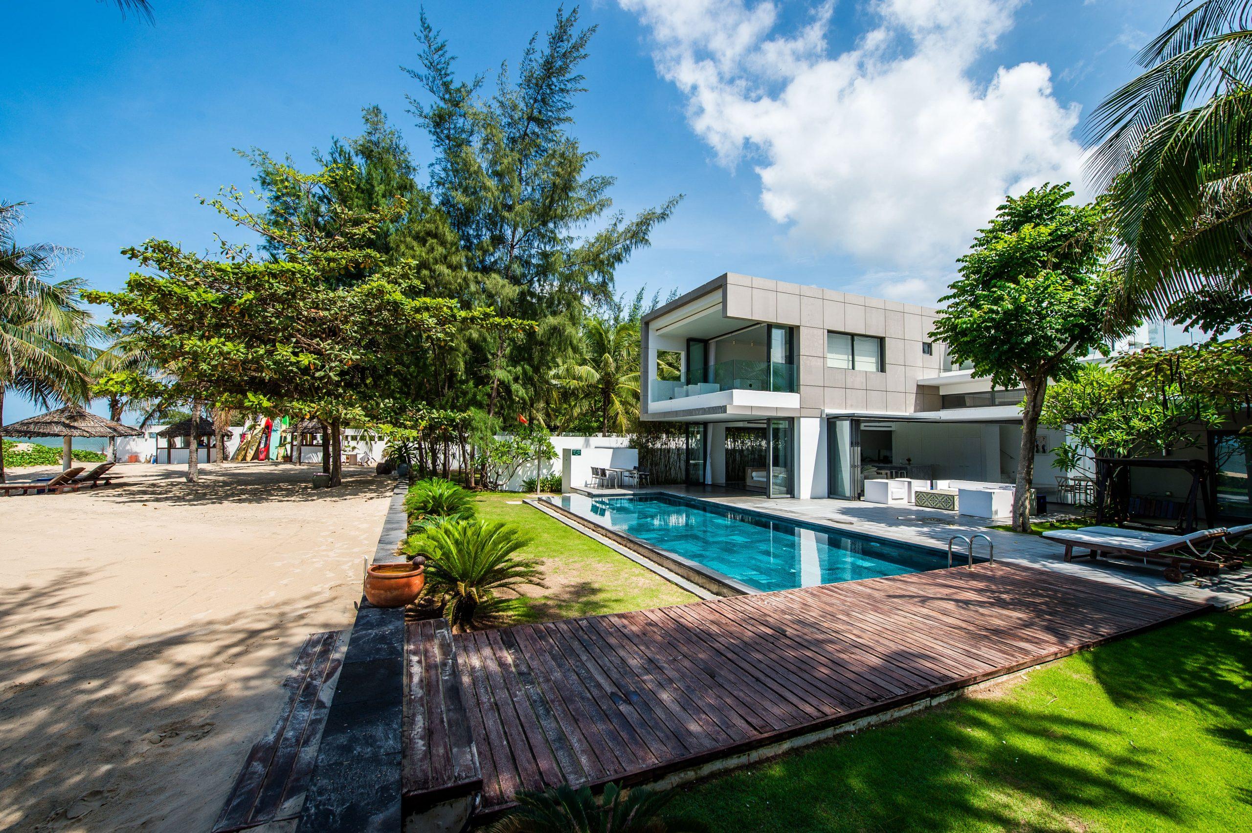 Villa Hồ Tràm